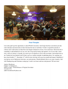 Newsletter #1 Page 3